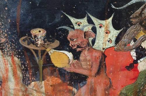 Conférence : rouge © @conservation des musées du gard