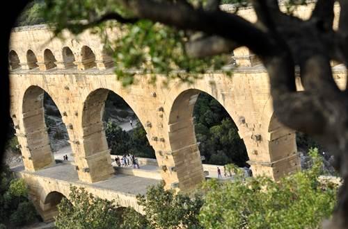 pont-du-gard © D.Delabre