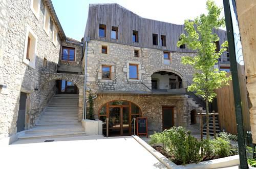 Maison des gorges du Gardon © Maison des gorges du Gardon