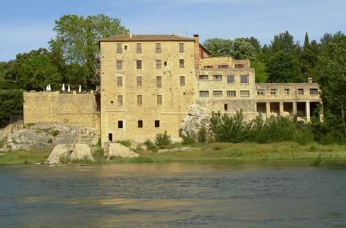 Pont du Gard - Vieux moulin ©