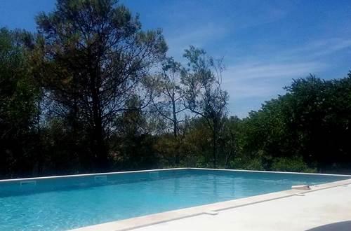Le Mas des Alexandrins piscine © DUCROUX Brigitte