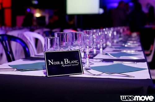 Restaurant Le Noir et Blanc ©