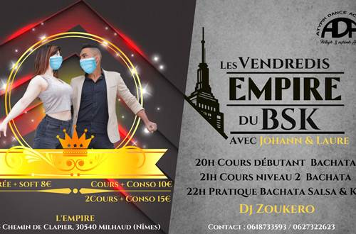 Empire du BSK ©