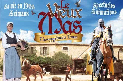 Le Vieux Mas 1900 ©