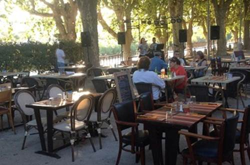 Restaurant L'Esplanade ©