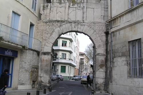 Porte de France ©