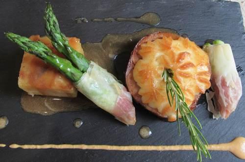 Restaurant La Table du Clos - St-Quentin la Poterie © Le Clos de Pradines