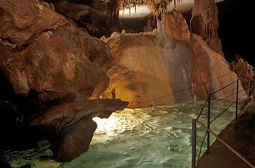 Grotte de la Cocalière © Sud de France Développement