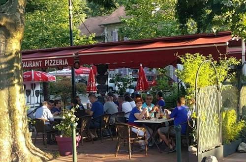 Bar Resto De La Gare ST JEAN DU GARD ©