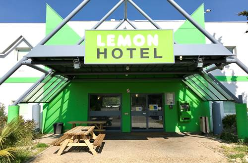 Lemon Hôtel ©