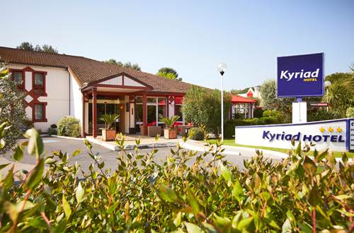 Kyriad Nîmes Ouest ©