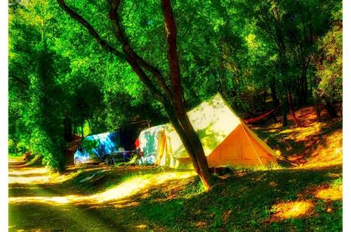 Camping le Mas de Rome ©