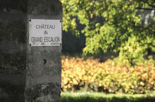Château Grand Escalion ©