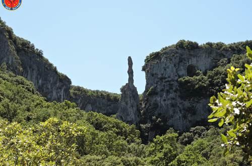 David vous Guide Randonnée Rocher de l'Aiguille ©