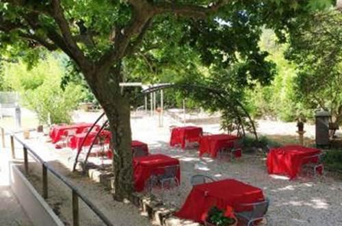 restaurant terrasses Le Colombier ©