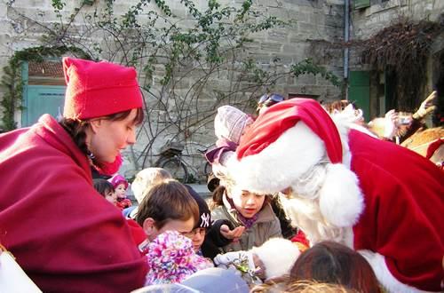 La Féerie de Noël au Vieux Mas ©