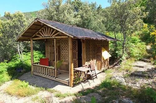 Cabane en Bambou ©