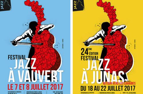 jazz à Junas ©
