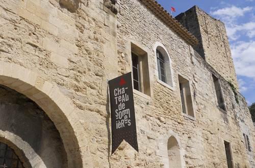 Chateau de Sommieres ©