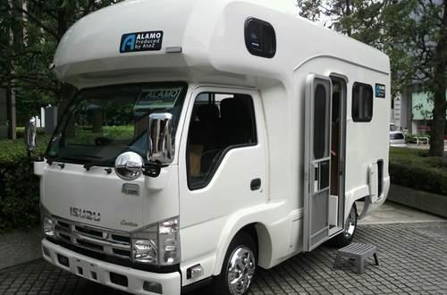 Aire de repos pour camping car Montdardier ©