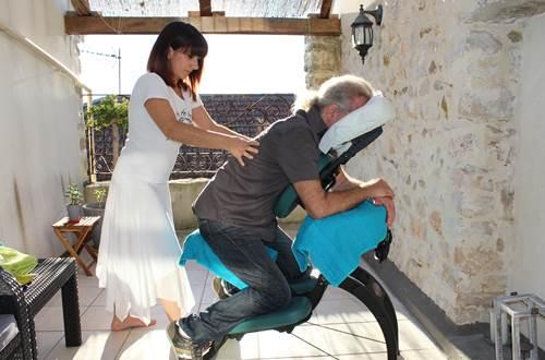 Amma pause bien être massage ©