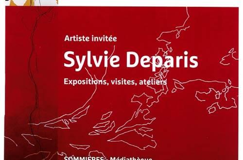 Exposition Sylvie Deparis © Conservation des musées du Gard