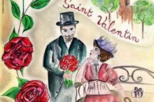 Fête de la Saint Valentin ©