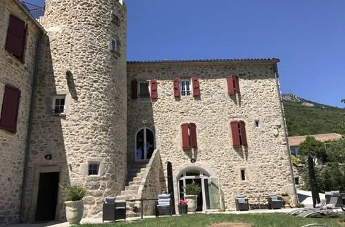 Château de la Rode 26 ©