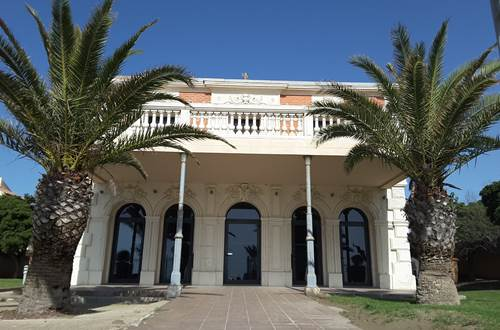 Accueil & Informations Villa Parry ©