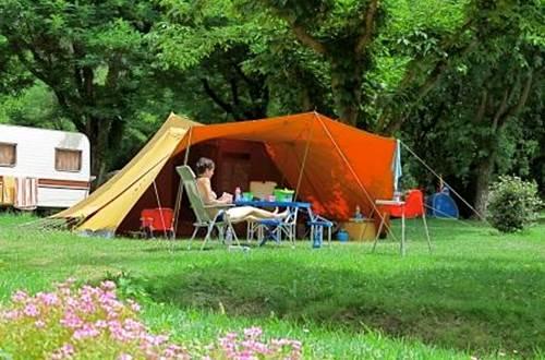 2014 CEVENNES PROVENCE tente en plaine ©