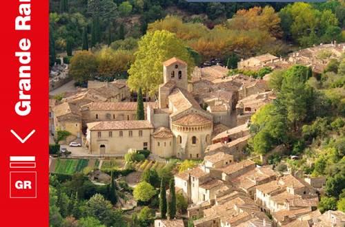 Topoguide Saint Guilhem le Désert ©