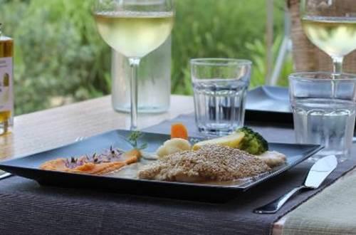 Restaurant Villa Vicha ©