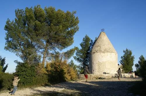 Moulin du Roc de Gachone ©