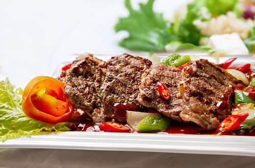 Le Provençal steak  ©
