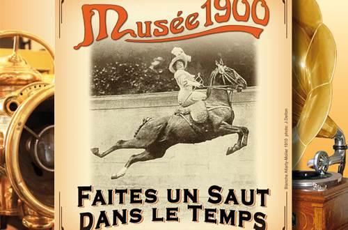 MUSEE 1900 à Arpaillargues © Musée 1900