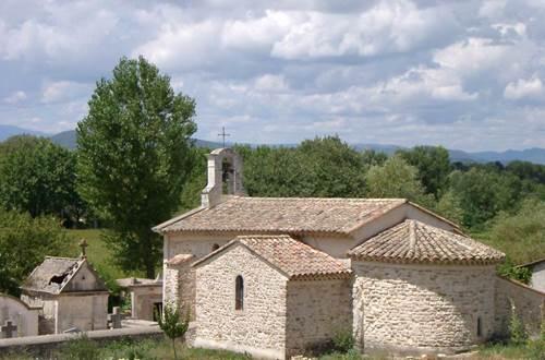 Chapelle d'Arlinde ©
