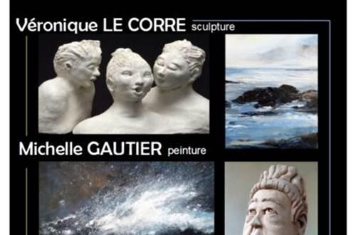 Exposition Dominique Acher © médiatheque Laudun l'ardoise