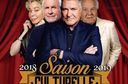 saison culturelle 20189-2019 ©