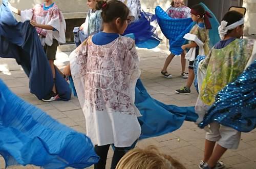 Stage de théâtre enfant © Création du 19