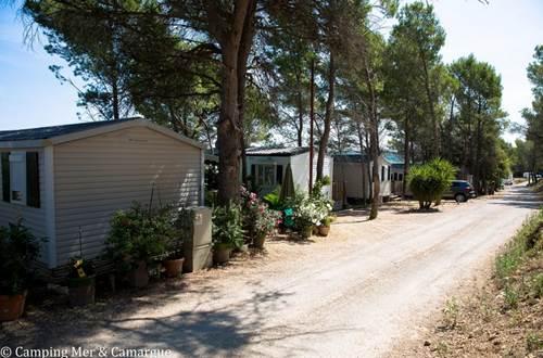 Camping Mer et Camargue ©