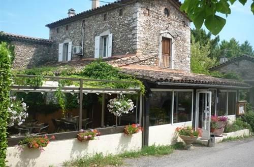 Restaurant La Bergerie Anduze en Cévennes ©