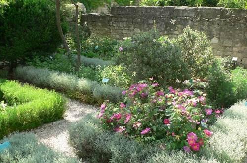 Le Jardin Médieval d'Uzès © Le Jardin Médieval d'Uzès