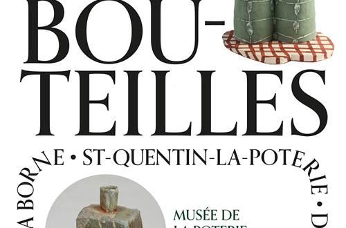 La bouteille dans tous ses éclats © Musée de la Poterie Méditerranéenne