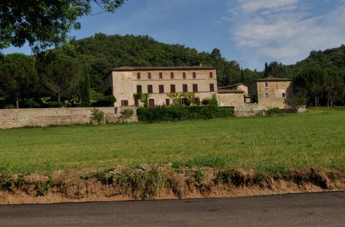 Château de St Sébastien d'Aigrefeuille ©