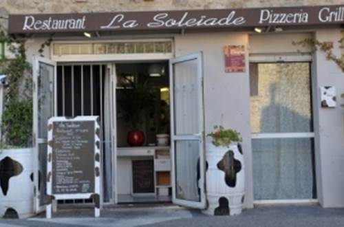 restaurant LA SOLEIADE ©