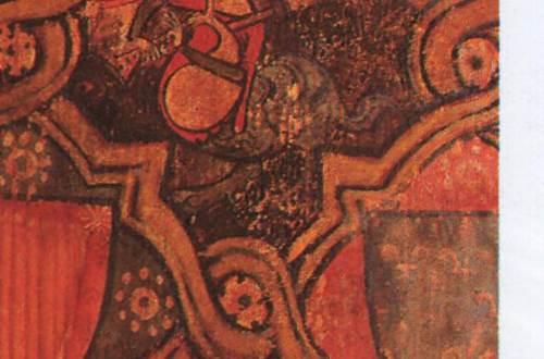 Exposition : les plafonds peints médiévaux de l'arc méditerranéen © Musée d'Art Sacré du Gard
