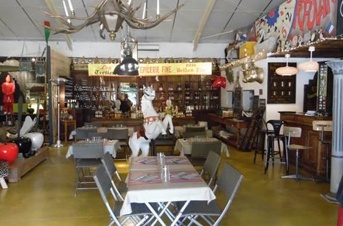Restaurant Espace Gide ©