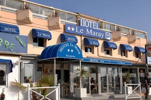 Hotel le Maray - Grau du Roi ©