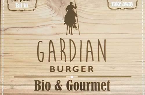 Gardian Burger  ©