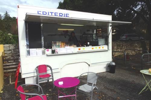 Chez Sam et Isa Friterie/snack St Jean Du Gard ©